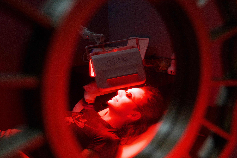 LightStim at US Cryotherapy